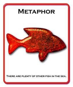 Metaphor Words Examples