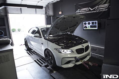 video new bmw m2 dyno run shows 335 whp and 370 wtq