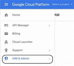 How to create Cloud Platform projects using the Google ...