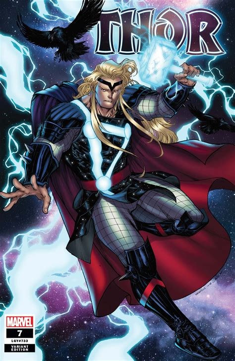 Thor (2020) #7 (Variant) | Comic Issues | Marvel