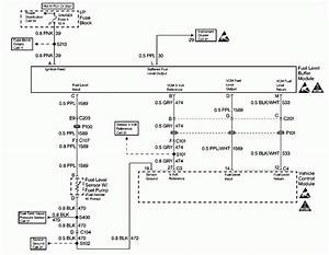 2002 Blazer Fuel Sender Wiring Diagram
