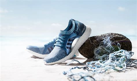 adidas  making  million running shoes   ocean