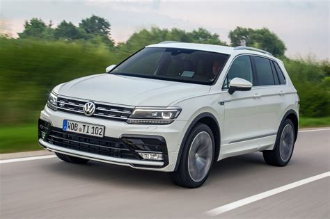 Volkswagen Car : Vw Tiguan 2.0 Bitdi 240 4motion R-line (2016) Review By