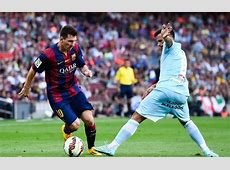 Barcelona 60 Granada Neymar's hattrick leads the troops
