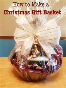 DIY How to Make a Gift Basket on Pinterest