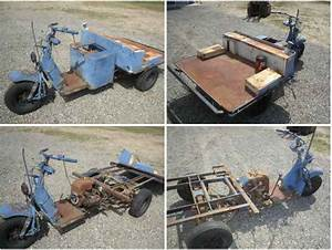 1959 Cushman 3 Wheeler  U2013  1500  N  Mi  Interlochen   U2013 Groosh U0026 39 S Garage