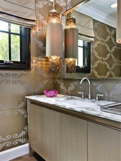 Lighting Ideas For Bathrooms by 13 Dreamy Bathroom Lighting Ideas Hgtv