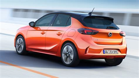 opel corsa e zubehör corsa e electric hatchback is part of opel s move independent of gm