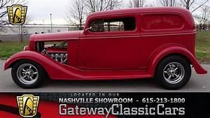 Fun Autos 77 : 1934 chevrolet sedan delivery gateway classic cars nashville 684nsh youtube ~ Gottalentnigeria.com Avis de Voitures
