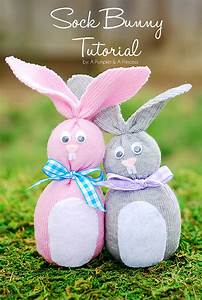 10, Adorable, And, Easy, Easter, Bunny, Crafts