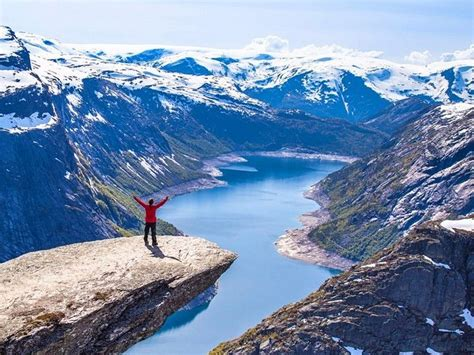 Fjord Pictures by 23 Gorgeous Pictures Of Norwegian Fjords Business Insider