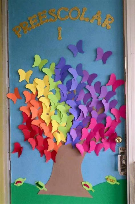 preschool door decoration ideas 171 funnycrafts