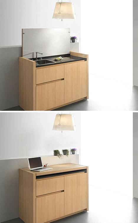 Small Kitchen Island Design Ideas - compact kitchenette