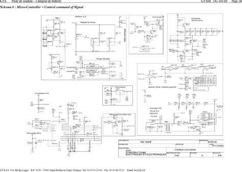 file of breakdown service of the welding machine gysmi tig 160 hf synopsys pdf