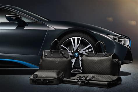 louis vuitton creates exclusive travel bags   stunning bmw