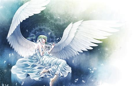 angel full hd wallpaper  background image