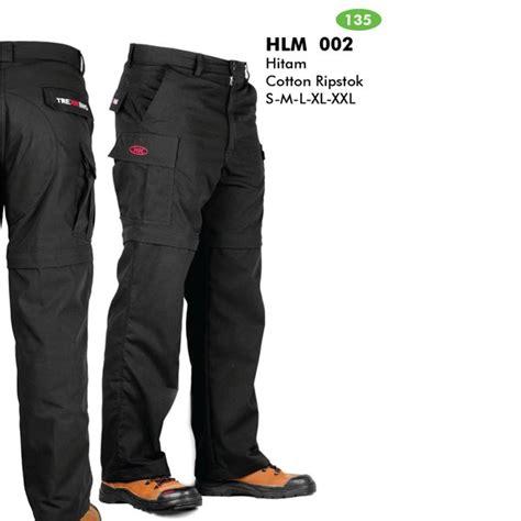 jual celana gunung pria bisa panjang  pendek zipper