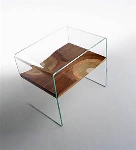 Comodini moderni in vetro (Foto) Design Mag