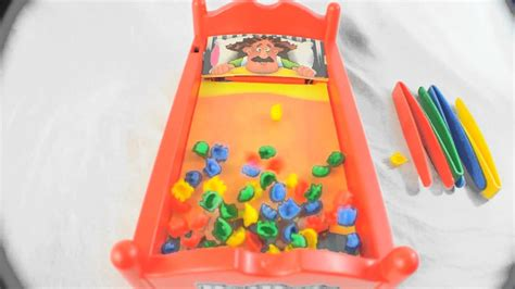 1985 Milton Bradley Bed Bugs Board Game
