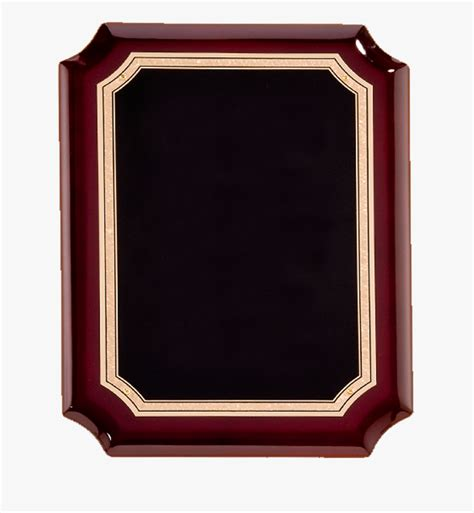 Blank Award Plaque Png , Free Transparent Clipart - ClipartKey