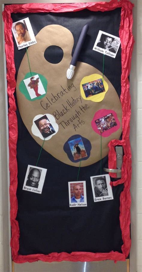 pin  queen  brushes  black history month projects