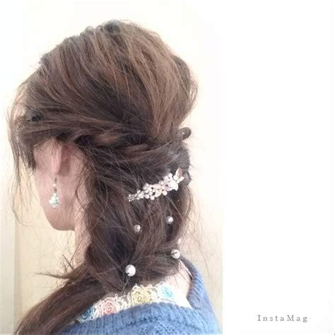 magnifiques coiffures pour cheveux mi longs faciles 224