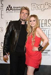 Avril Lavigne's husband Chad Kroeger is relieved she has ...