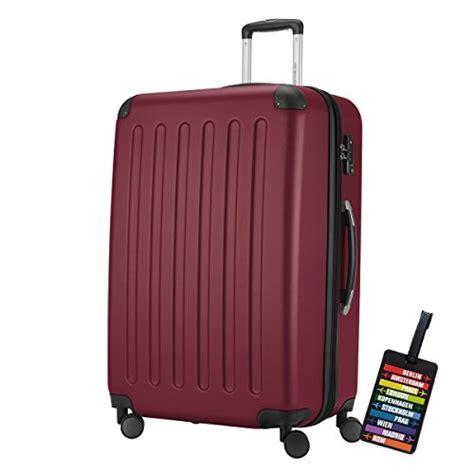 handgepäck koffer maße hauptstadtkoffer alex handgep 228 ck hartschalen koffer