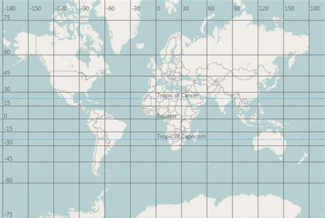 map coordinates grid geographic map wpf