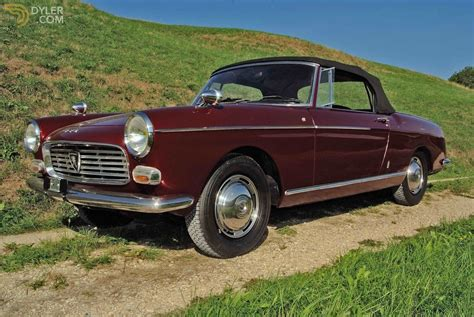 classic  peugeot  injection cabriolet  sale dyler