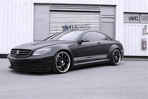 Mercedes Cl 500 : 2013 mercedes benz cl 500 black matte edition by famous ~ Nature-et-papiers.com Idées de Décoration