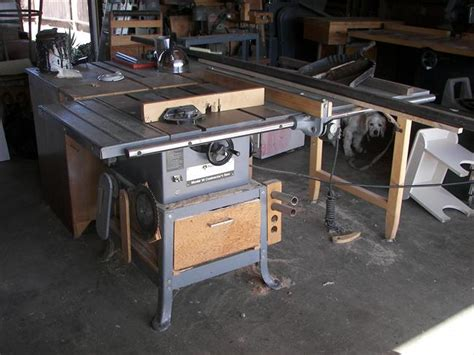 rockwell model 9 table saw photo index rockwell manufacturing co model 10
