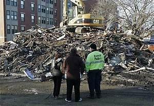 Scenes from the Everett fire - Boston.com