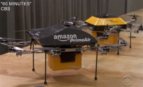 amazon drones delivery using faa dronelife blow method mind flying test
