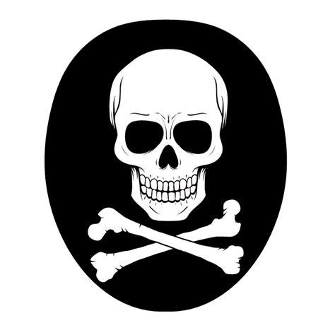 Sticker Tête De Mort Papado ®  Lunette De Toilettes