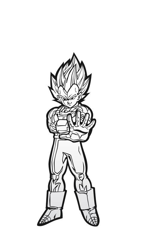 Super Saiyan Vegeta (#71) – FiGPiN