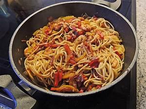 Pasta Mit Garnelen : spaghetti mit garnelen rezept mit bild von nordpower52 ~ Orissabook.com Haus und Dekorationen