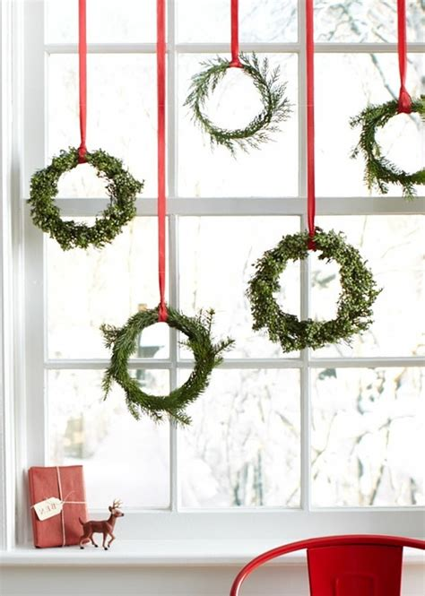 Weihnachtsdeko Fenster Hängend by 75 Unglaubliche Weihnachtsdeko Ideen Archzine Net