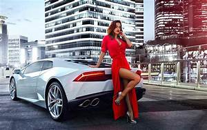Women With Car, HD Cars, 4k Wallpapers, Images ...