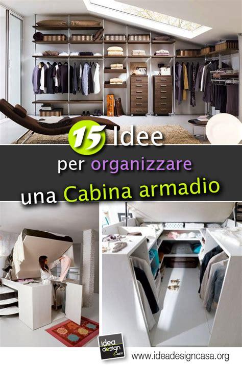 Idee Cabine Armadio by Idee Cabina Armadio