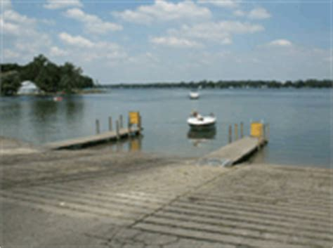 Lake Fenton Boat Launch by Parks Recreation Areas