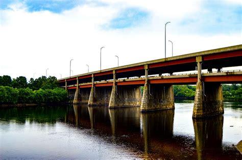 Double Decker Bridge Lawrence Ma Photograph By Karyn Regal