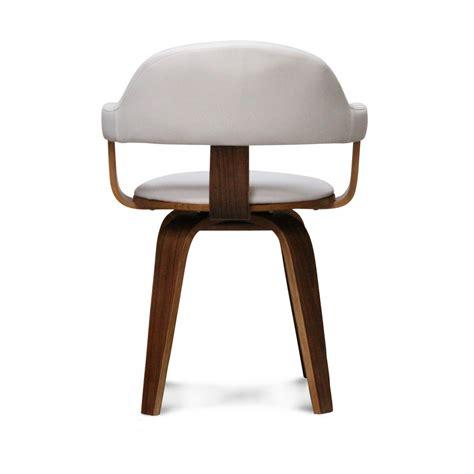 chaise bureau scandinave chaise design scandinave rotative blanche pyörivä