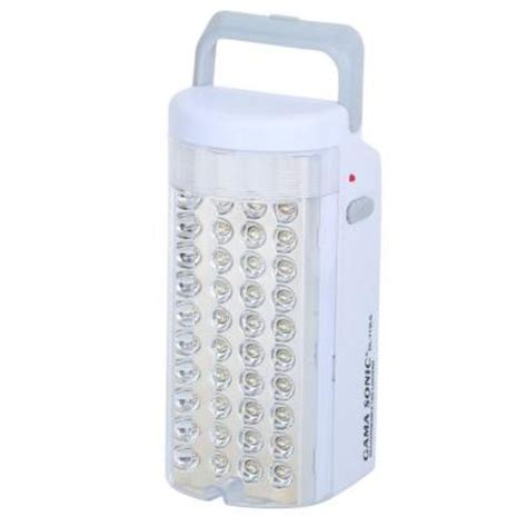 battery operated lights home depot gama sonic 40 led rechargeable battery powered emergency