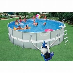 Grande Piscine Hors Sol : piscine hors sol ultra frame ~ Premium-room.com Idées de Décoration
