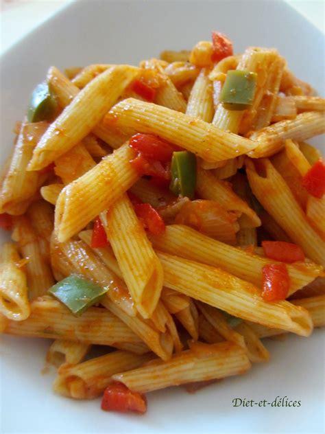 salade de pates surimi poivron salade de p 226 tes aux poivrons et coulis de tomates diet d 233 lices recettes diet 233 tiques