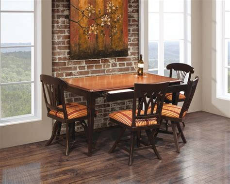condo size storage tables solid wood dining furniture