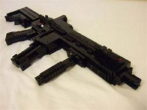 Lego M4a1 Carbine Instructions