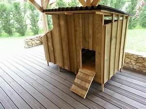 Cabane Pour Poule : cabane a poules notre maison nos travaux ~ Melissatoandfro.com Idées de Décoration