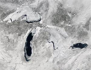 The Great Freeze Over The Great Lakes | Watts Up With That?